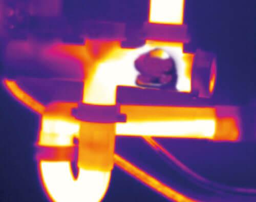 Thermografie Leckortung mit modernster Technik.